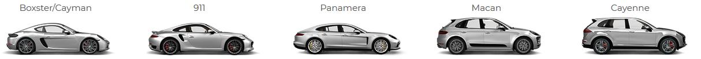 Porsche-Modell